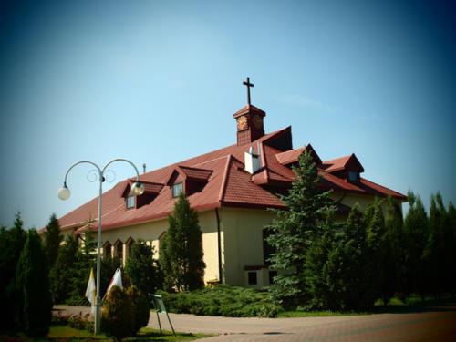 Elewacja Kościoła