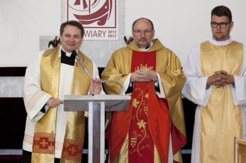Jubileusz Święceń Kapłańskich Ks. Radosława 2013