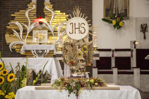 Dożynki Parafialne 2014