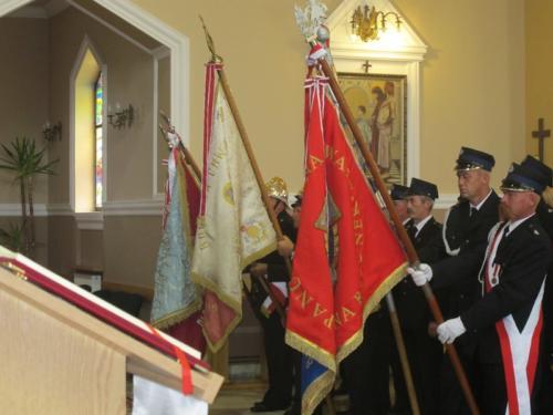50-lecie powstania Straży Pożarnej z Bogumiłowa