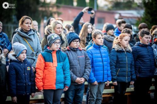 """ZSK - Ślubowanie Klas I Liceum i """"Ogniska Patriotyzmu"""" 2019"""